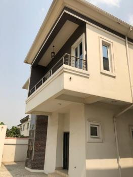 Family-sized 5 Bedroom Fully Detached Duplex with a Bq, Ologolo, Osapa, Lekki, Lagos, Semi-detached Duplex for Sale