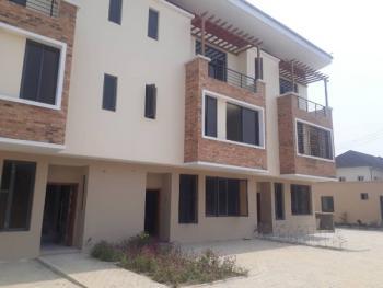 4 Bedroom Terrace with a Room Bq, Ikate Elegushi, Lekki, Lagos, Terraced Duplex for Rent