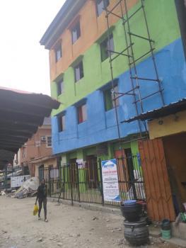 Amazing Deal: 3  Storey Building +  4 No. Lock Up Shops at  Alof Street, Off Omididun Street, Lagos Island, Alof Street, Off Omididun Street, Lagos Island, Lagos, House for Sale
