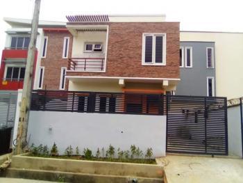 Newly Built 2 Bedroom Fully Detached Duplex with Bq, Adeniyi Jones, Ikeja, Lagos, Detached Duplex for Sale