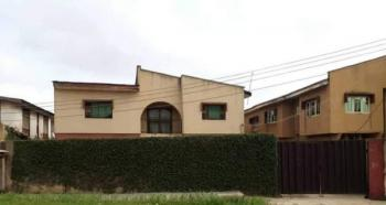 Good  5 Bedroom Fully Detached Duplex with Extra Space at The Back, Ago Palace, Isolo, Lagos, Detached Duplex for Sale