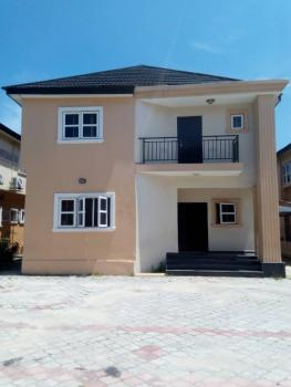 Newly Built Well Finished 4 Bedroom Fully Detached Duplex with a Room Boys Quarter, Chevron Axis Opposite Lekki County Homes, Lekki, Lagos, Detached Duplex for Rent