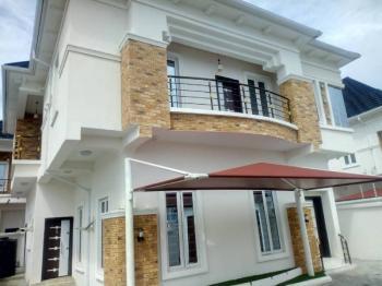 Elegant 4bedroom Fully Detached Duplex with Boys Quarters, Orchid Road 2nd Tollgate Lekki, Lafiaji, Lekki, Lagos, Detached Duplex for Rent
