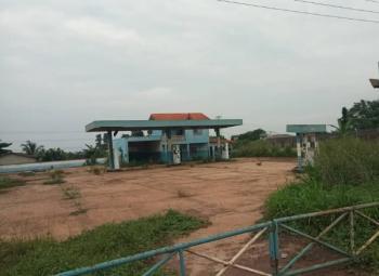 a Filling Station Sitting on 1200sqm Land, Ogijo, Ojigo, Ogun, Filling Station for Sale