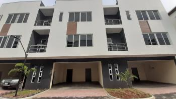 Luxury 4 Bedroom Maisonette with Bq, Osapa, Lekki, Lagos, Terraced Duplex for Sale