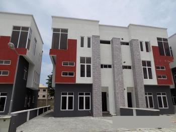 Luxury 4 Bedroom Semi Detached, Osapa London, Lekki, Lagos, Semi-detached Duplex for Sale