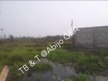 Urgent 600sqm Land, Abijo Gra By Chevron Cooperative Estate, Ibeju Lekki, Lagos, Residential Land for Sale