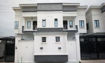 Brand New 4 Bedroom with Bq, Orchid Road, Lafiaji, Lekki, Lagos, Semi-detached Duplex for Rent