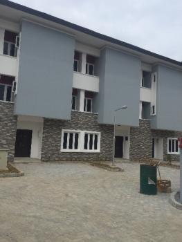 Brand New 3 Bedroom Terraced Duplex with Bq, Off Lekki Epe Express Way, Ikate Elegushi, Lekki, Lagos, Terraced Duplex for Rent
