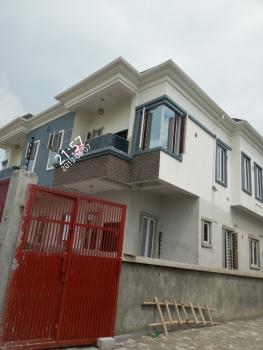 4 Bedroom Duplex, Ikota Villa Estate, Eleko, Ibeju Lekki, Lagos, Terraced Duplex for Sale