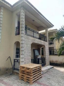 Well Maintained 3 Bedroom Duplex, Valley County Estate Behind Mega Chicken, Ikota Villa Estate, Lekki, Lagos, Semi-detached Duplex for Rent