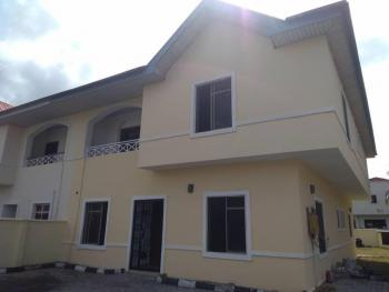 a Lovely 4 Bedroom Duplex, Crown Estate Close to Novera Mall, Shop Rite., Sangotedo, Ajah, Lagos, Detached Duplex for Sale