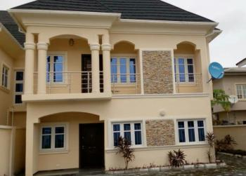 Newly Built Five 5 Bedroom House with Two Room Bq, Vgc, Lekki, Lagos, Detached Duplex for Sale