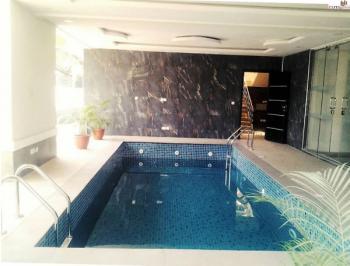 Furnihed   1 Bedroom Luxury Apartment   Serviced, Off Kingsway Road, Ikoyi, Lagos, Flat Short Let