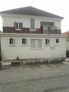 Self Serviced Spacious 3 Bedroom Flat, Canal West, Osapa, Lekki, Lagos, Flat for Rent