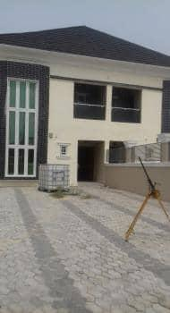 Brand-new 4 Bedroom Semi Detached Duplex, Idowu Dabiri Street Sangotedo, Peninsula Garden Estate, Ajah, Lagos, Semi-detached Duplex for Rent