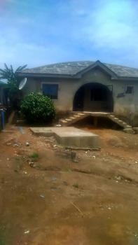 3 Bedroom Flat All Room  En Suit on a Full Plot of Land, Unity Estate, Kara, Ibafo, Ogun, Detached Bungalow for Sale