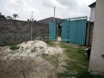 Well Located Dry and Table Flat Surface Land, Bosky By Odani, Elelenwo,, Elelenwo, Port Harcourt, Rivers, Residential Land for Sale