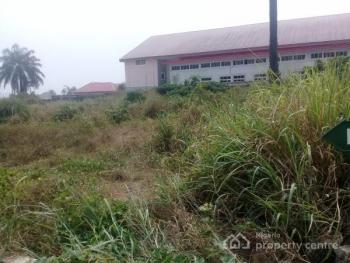 Well Located and Fenced Dry Land Measuring 2,092 Square Meters, Km 3 Airport Road, Rumuodomaya, By Winners Chapel,, Rumuodomaya, Port Harcourt, Rivers, Mixed-use Land for Sale