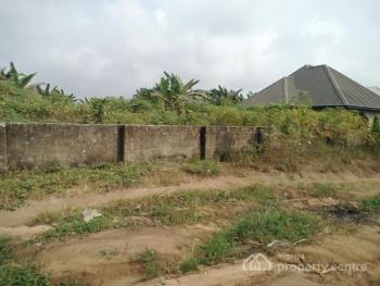 Well Located, Dry, Firm and Fenced Land Measuring About 800sqm, Obio Etoi, Off The New Stadium Ring Road,, Uyo, Akwa Ibom, Mixed-use Land for Sale