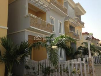 Brand New 5 Bedroom Terrace Duplex with 1 Bedroom Basement Boys Quarter, Utako, Abuja, Terraced Duplex for Sale