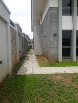 Luxury 4 Bedroom  Stand Alone Duplex, Maitama District, Abuja, Detached Duplex for Sale