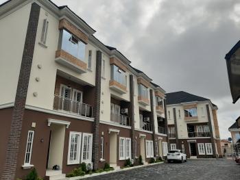 Luxury 4-bedroom Bedroom Terrace Duplex with a Room Domestic Quarters, Oniru Private Estate, Oniru, Victoria Island (vi), Lagos, Terraced Duplex for Sale