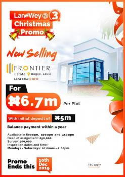 Huge Discount!! Promo Sale on Land for Your Dream Home!!!!, Inside Beachwood Estate, Bogije, Ibeju Lekki, Lagos, Mixed-use Land for Sale
