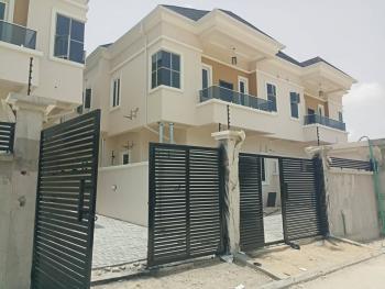 Luxury Finished 4 Bedroom  Detached Duplex with Bq, Chevron Alternative Route, Chevy View Estate, Lekki, Lagos, Semi-detached Duplex for Sale