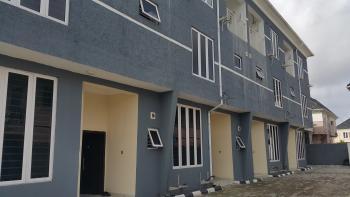 Brand New 4-bedroom Terrace House with Bq, Agungi, Lekki, Lagos, Terraced Duplex for Rent