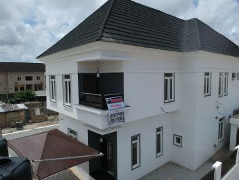 4 Bedroom Semi Detached House with Bq, Off Emerald Estate Road, Ilaje,ajah, Lekki Expressway, Lekki, Lagos, Semi-detached Duplex for Sale