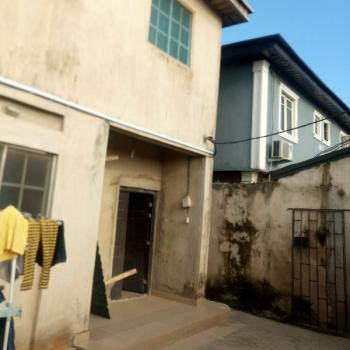 a Fairly Used and Spacious En Suite 2 Bedroom Flat, Akoka, Akoka, Yaba, Lagos, Flat for Rent