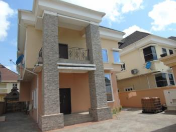 5 Bedroom Detached Duplex, Peanock Beach Estate, Osapa, Lekki, Lagos, Detached Duplex for Sale