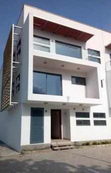 Well Finished 4 Bedroom Terrace, Victoria Island (vi), Lagos, Terraced Duplex for Sale