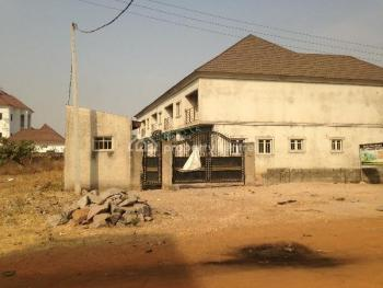 4 Units of Massive 4 Bedroom Terrace House (70 Percent Completed) with 1 Room Boys Quarter, Life Camp Extension, Life Camp, Gwarinpa, Abuja, Terraced Duplex for Sale