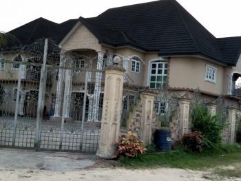 a Captivating ,modern and Impeccable 5 Bedroom Duplex with Gate House, Dsc Township, Udu, Delta, Detached Duplex for Sale