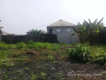 Well Fenced and Gated Residential Plot of Land Measuring 500 Square Meters, Rumuolemini , Off Eliopranwo Road,, Rumuola, Port Harcourt, Rivers, Mixed-use Land for Sale
