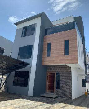 Luxury 5 Bedroom with 1bq, Lekki Phase 1, Lekki, Lagos, Semi-detached Duplex for Sale