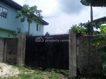 Well Located, Fully Fenced and Dry Land Measuring 1,277 Square Meters, Off High Tension Road, Itam,, Uyo, Akwa Ibom, Mixed-use Land for Sale