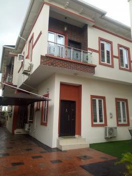 Fully Furnished 4 Bedroom with Bq, Agungi, Lekki, Lagos, Semi-detached Duplex for Sale
