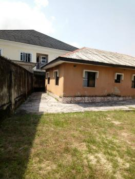 a 3 Bedroom Bungalow on a Full Plot of Land, Badore, Ajah, Lagos, House for Sale