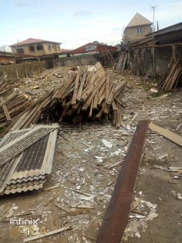 Well Fenced and Gated Half Plot of Land, Tawa Badiru Close Langbasa Ajah, Ado, Ajah, Lagos, Residential Land for Sale