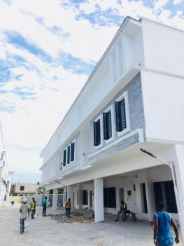 4 Bedroom Terrace Duplex in a Fully Serviced Estate, Orchid Hotel Road, Lekki Phase 2, Lekki, Lagos, Terraced Duplex for Rent