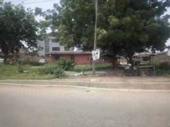 Commerically Viable Land on a Tarred Road, University of Ibadan, Second Gate, Orogun, Ibadan, Oyo, Commercial Land for Sale