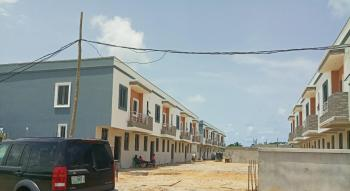 Exquisite 3 Bedroom Terrace Duplex with Bq, Chevron Lekki, Lekki Expressway, Lekki, Lagos, Terraced Duplex for Sale