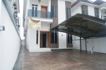 Nicely Built 5 Bedroom Detached House, Canal West, Osapa, Lekki, Lagos, Detached Duplex for Sale