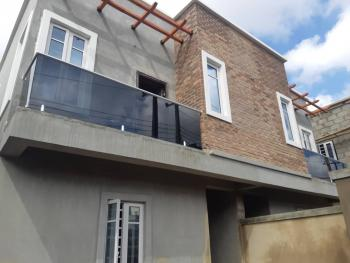 Newly Built 3 Bedroom Semi Detached Duplex with Bq, Omole Phase 2, Ikeja, Lagos, Semi-detached Duplex for Sale