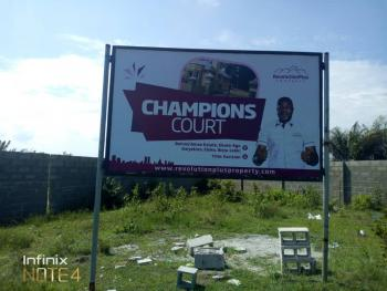 Very Dry Land Behind Amen Estate Phase 1. Documented. Fenced and Secure. Close to Lekki Free Zone. No Omonile., Its Just Right Behind Amen Estate Phase 1. Close to Lekki Free Zone and Dangote Refinery, Very Prime Location for Business. Free Transportation for Inspection., Eleko, Ibeju Lekki, Lagos, Residential Land for Sale