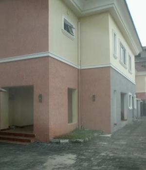 Brand New 4 Bedroom Duplex with 2 Room Bq, Off Palace Way, Oniru, Victoria Island (vi), Lagos, Semi-detached Duplex for Sale