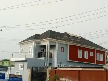 Sophisticated Newly Built 5 Bedroom Fully Detached House with a Bq, and a Swimming Pool, Akora Villa Estate, Adeniyi Jones, Ikeja, Lagos, Detached Duplex for Sale